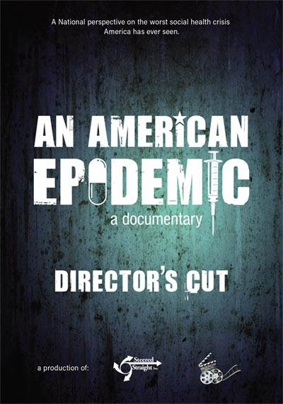 American Epidemic Cover - American Epidemic DVD