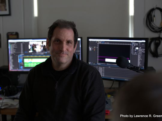 Executive Producer Lawrence Greenberg