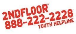 2nd Floor 888-222-2228 Touth helpline