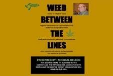 Weed between the lines