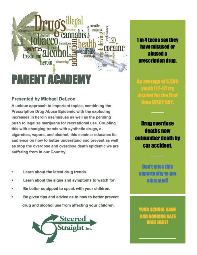 Parent Academy web - Parent Portal