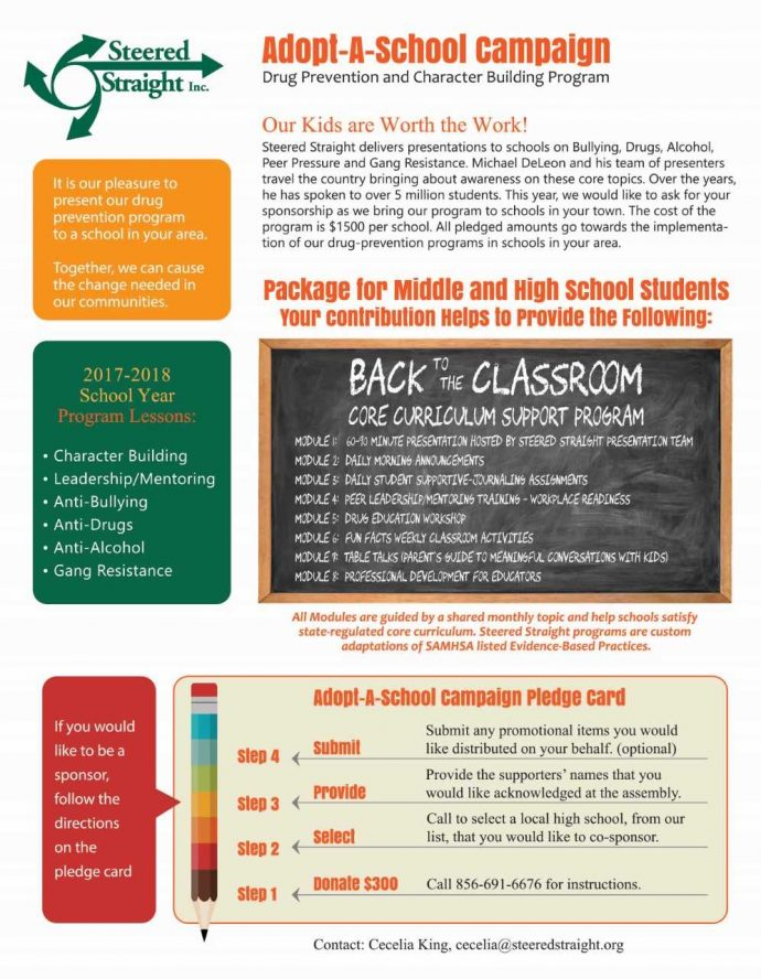 AdoptASchool - Adopt-A-School Campaign