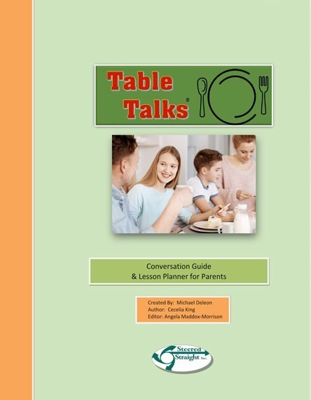 Table talks book cover