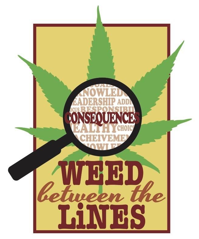 weedlogo - Weed Between The Lines