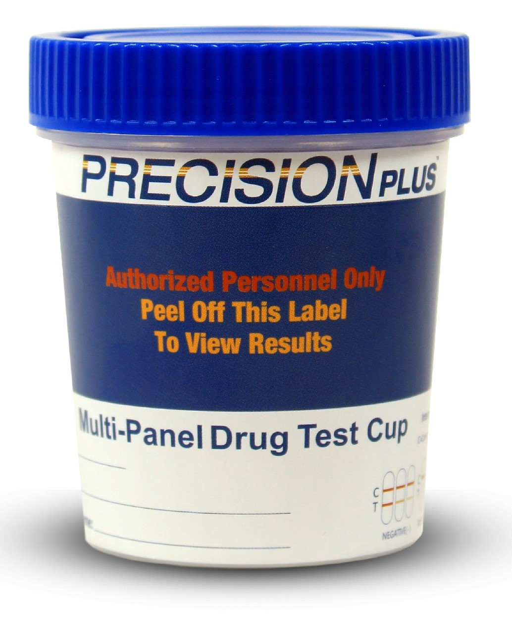 Precision Plus Multi-panel Drug Test Cup
