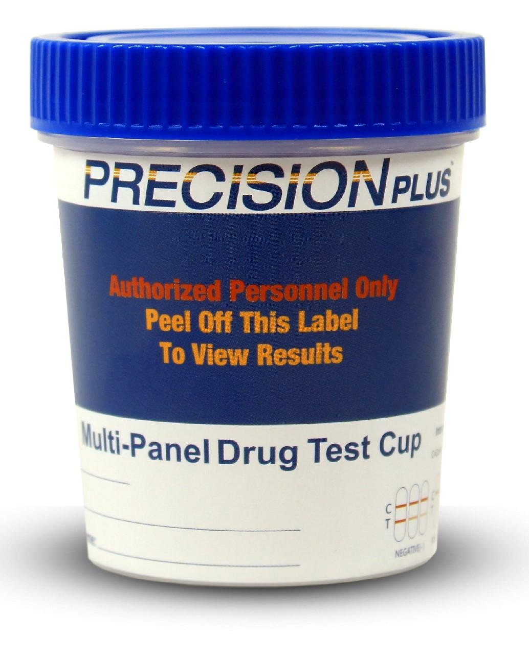 Precision Plus Multi-panel Drug Test Cup